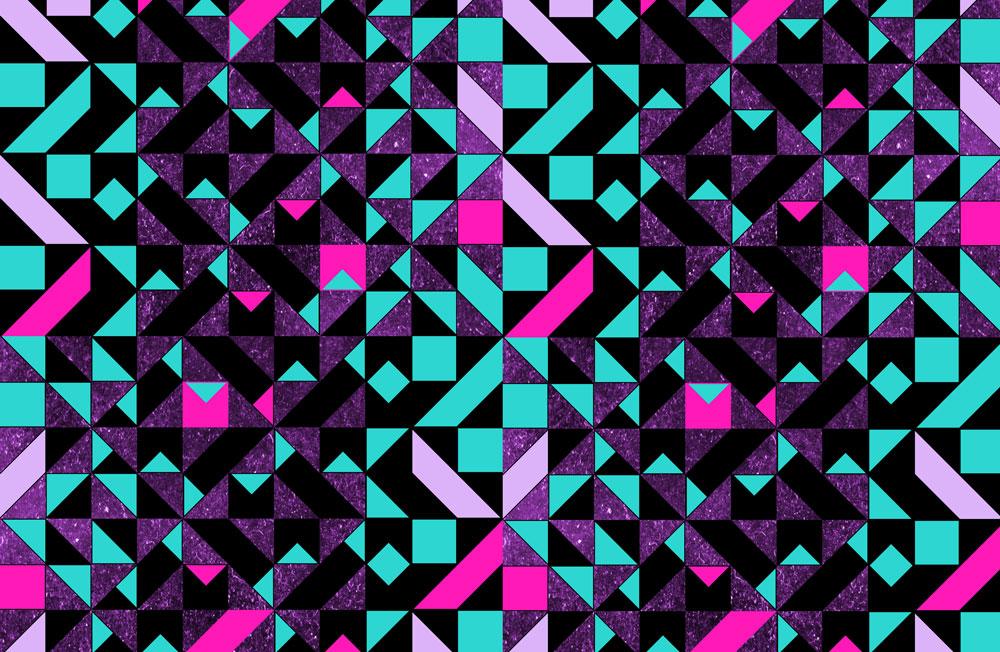 Hipster Backgrounds Tumblr Galaxy: Aztec Native Navajo Geometric Motif African Vibrant
