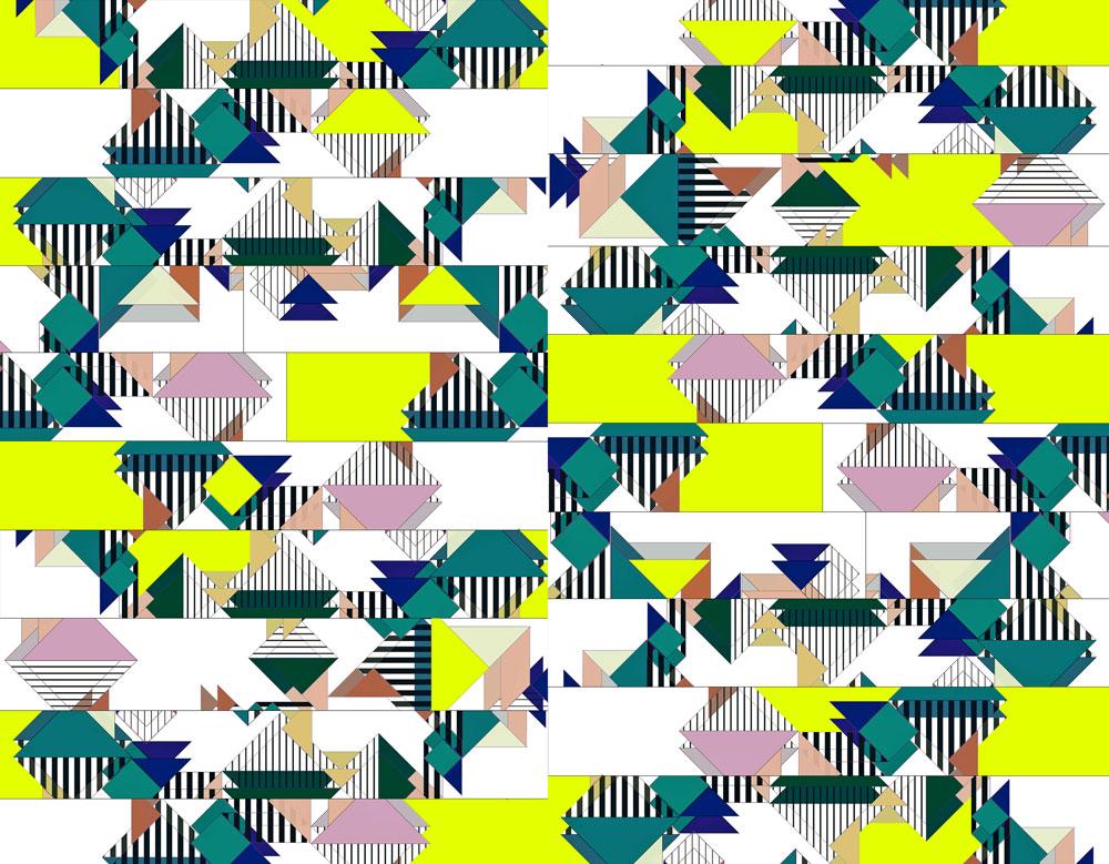 patterns portfolio Pattern portfolio.