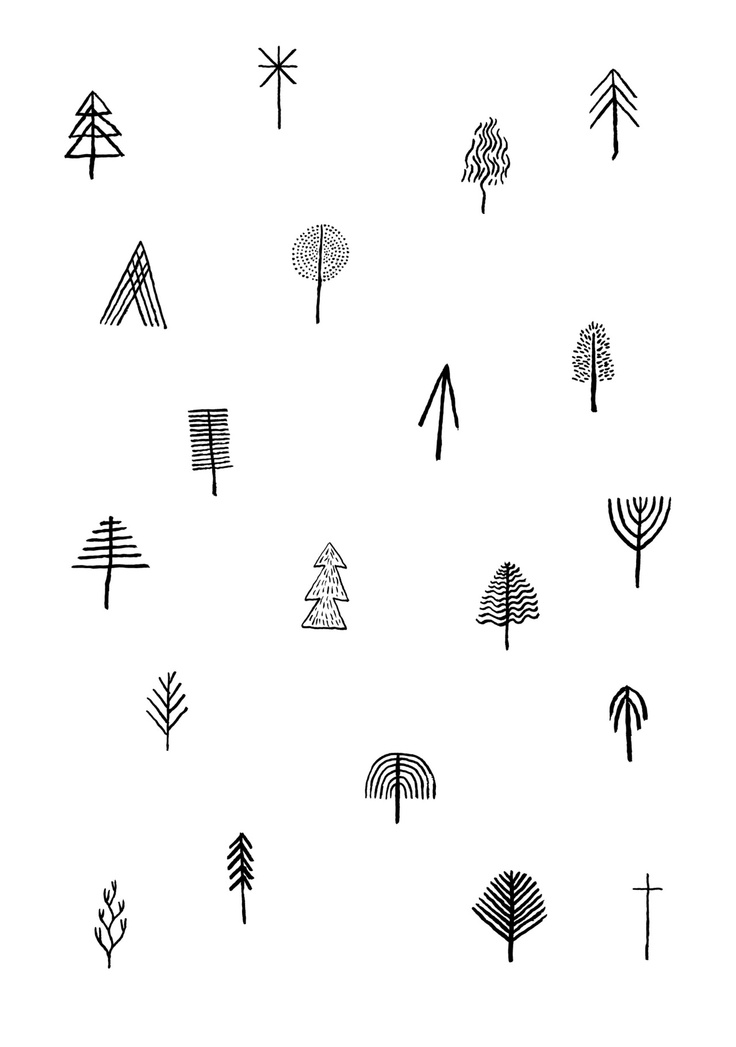 The Gallery For Cool Simple Drawings Tumblr