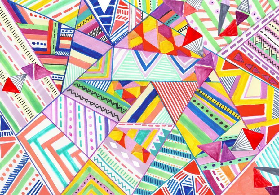 circus patterns printable - photo #23