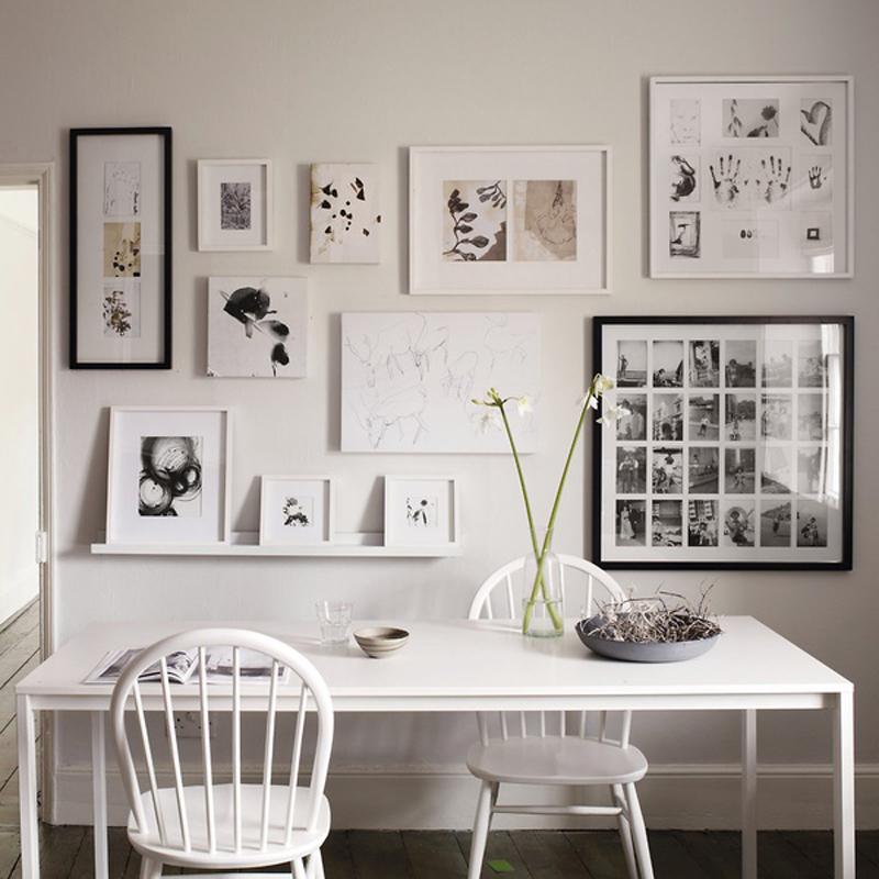 Home Decor Inspiration: Home / Studio / Workspace Decor Ideas
