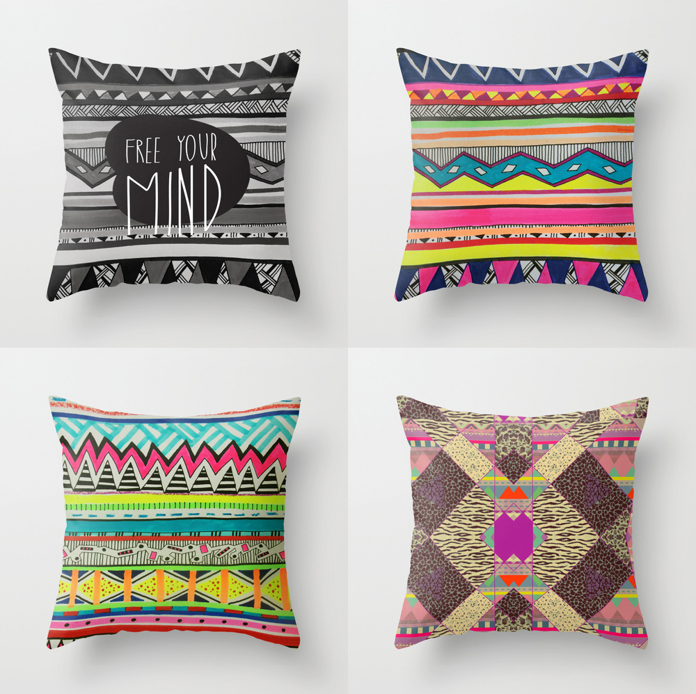 pillows free shipping until monday vasare nar art