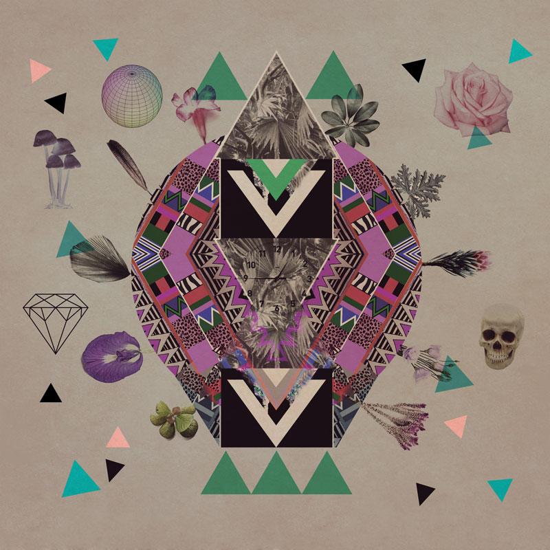 collage-artistic-creative-aztec-tribal-native-vasare-nar-designer-illustrator-commision-artwork-music-album-cover-2013-2014-trend
