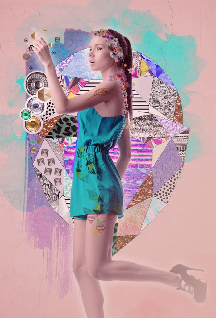 fashion-tutorial-collage-art-design-shutterstock-photoshop-illustrator-vasare-nar-NYFW-Trend-2014-2013-studs-cool-hipster-art-mixed-media-graphic-design-artistic-contemporary-geometry-fashionable-magazine