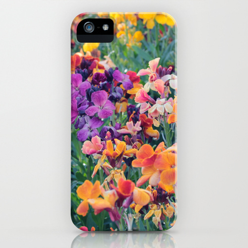 iphone case floral flower cool case sping summer pretty nature society6
