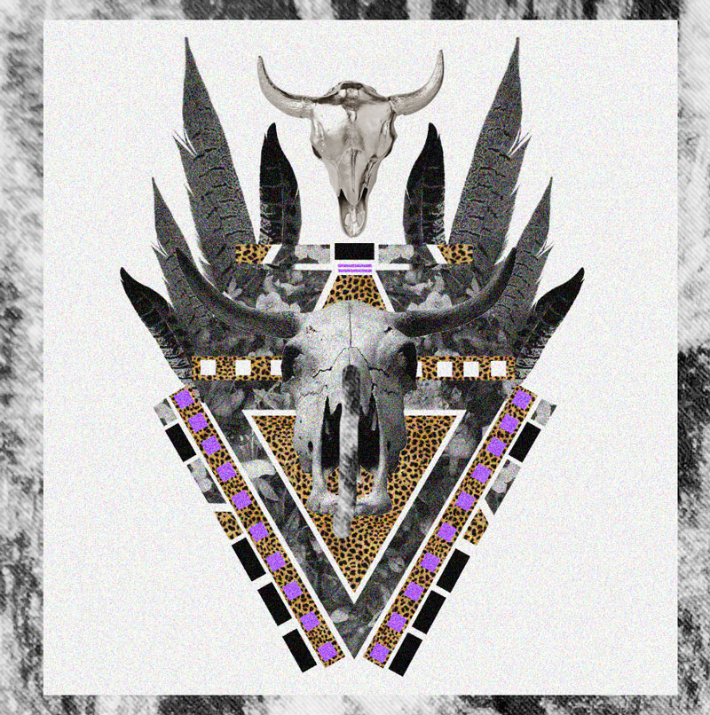 skull-head-collage-hipster-tumblr-art-design-vasare-nar-creative-portfolio-artists-feathers-boho-