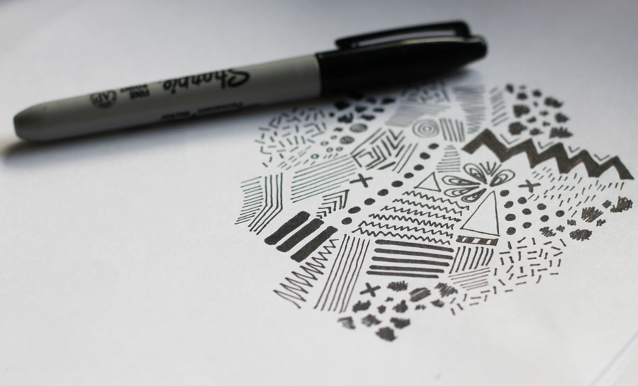 drawing-pattern-sharpies-creative-illustration-