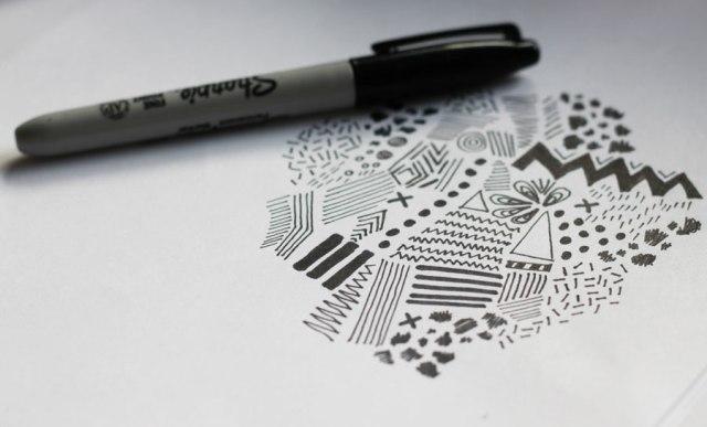 drawing-pattern-sharpies-creative-illustration-