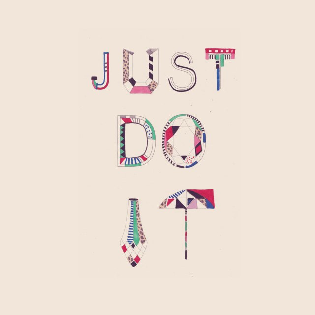 just-do-it-poster-nike-words-typography-facebook-cover-tumblr-vasarenar-illustration-type-cool-letters-art-slogan-2013-2016
