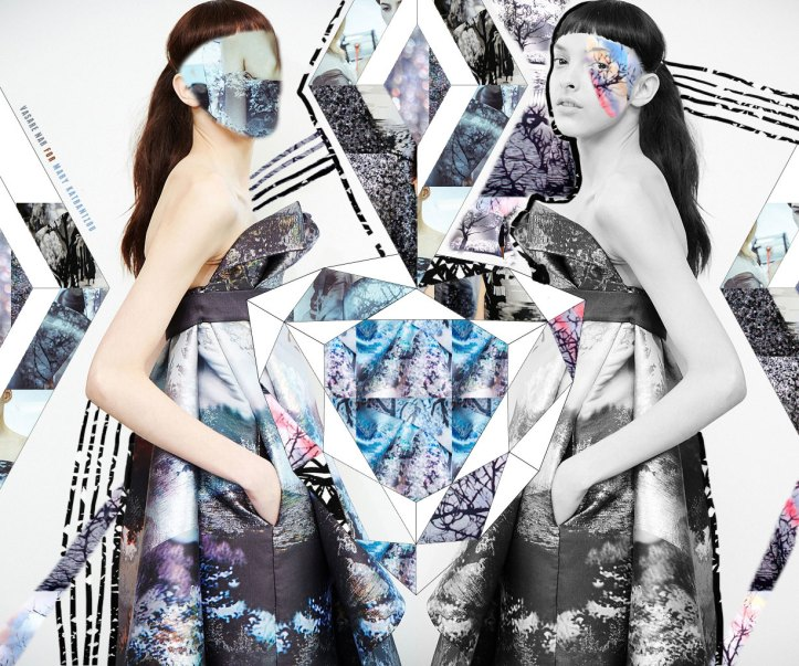 MARY-KATRANTZOU-fashion-designer-AW13-winter-autumn-collection-catwalk-london-new-york-collage-clothing-vogue-editorial-preview-geometric-fashion-style-vasare-nar