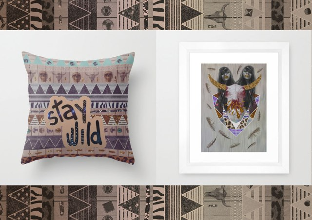 wilderness-gipsy-bogo-art-print-pillow-studs-home-interior-decor-cool-inspiration-animal-vasarenar-society6-