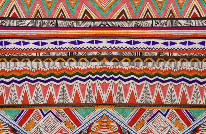 Aztec native navajo geometric motif african vibrant pattern background Facebook hipster tumblr society6 art design textile foo hand drawn tutorial cool   navajo african tumblr urban outfitters tumblr urban outfitters facebook african trend summer 2016