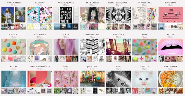 boards pinterest-inspiraiton-art-design-typography-illustration-galaxy-tumblr-yahoo-facebook-typography-words-cactus-pineaple-art-collage