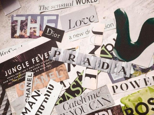 magazine-chanel-elle-collage-cut-outs-words-love-tumblr-type-miu-miu-vogue-dior- jungle fever