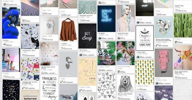 pinterest-inspiraiton-art-design-typography-illustration-galaxy-tumblr-yahoo-facebook-typography-words-cactus-pineaple-art-collage