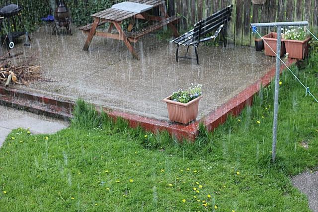 rainy day ireland rain