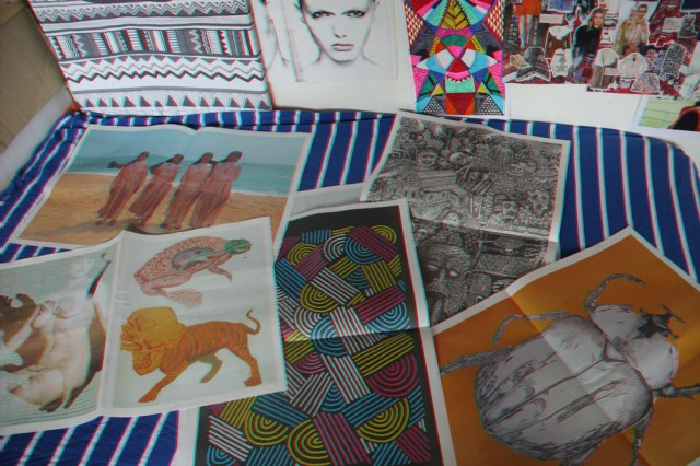 Urban-Outfitters-zine-magazine-free-instore-issue-1-belfast-fashion-art-illustration-pattern-design-layout-inspiration-collage-mixed-media-1