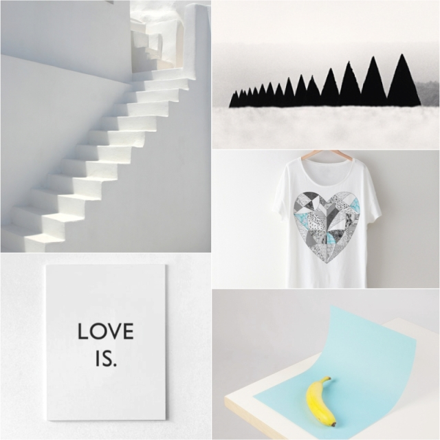 image inspiration white art typography love tumblr moodboard blue layout cool design fashion style stairs