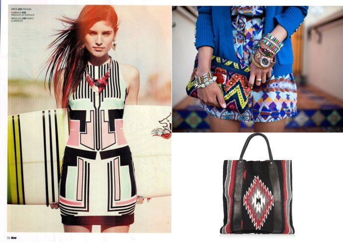 aztec-tribal-native-jwellry-accesories-bag-skirt-dress-bange-diamond-77diamond-native--silver-bag-boho-bohemian-geometric-print mada stilius