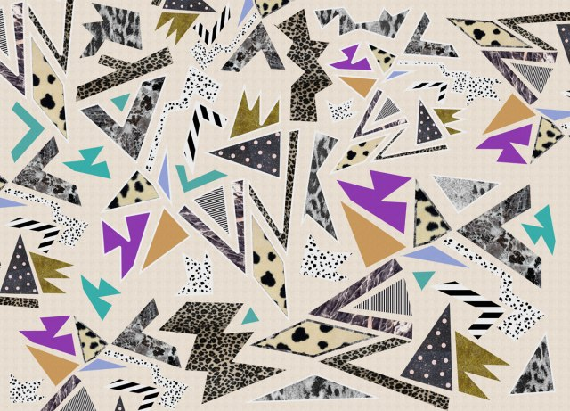 abstract geometric motif leopard african vibrant pattern background Facebook hipster tumblr society6 art design repeat artist freelance fabric textile fashion print trend SS14  kaleidoscope 90s 80s neon colour block trend 2015 summer vasare nar