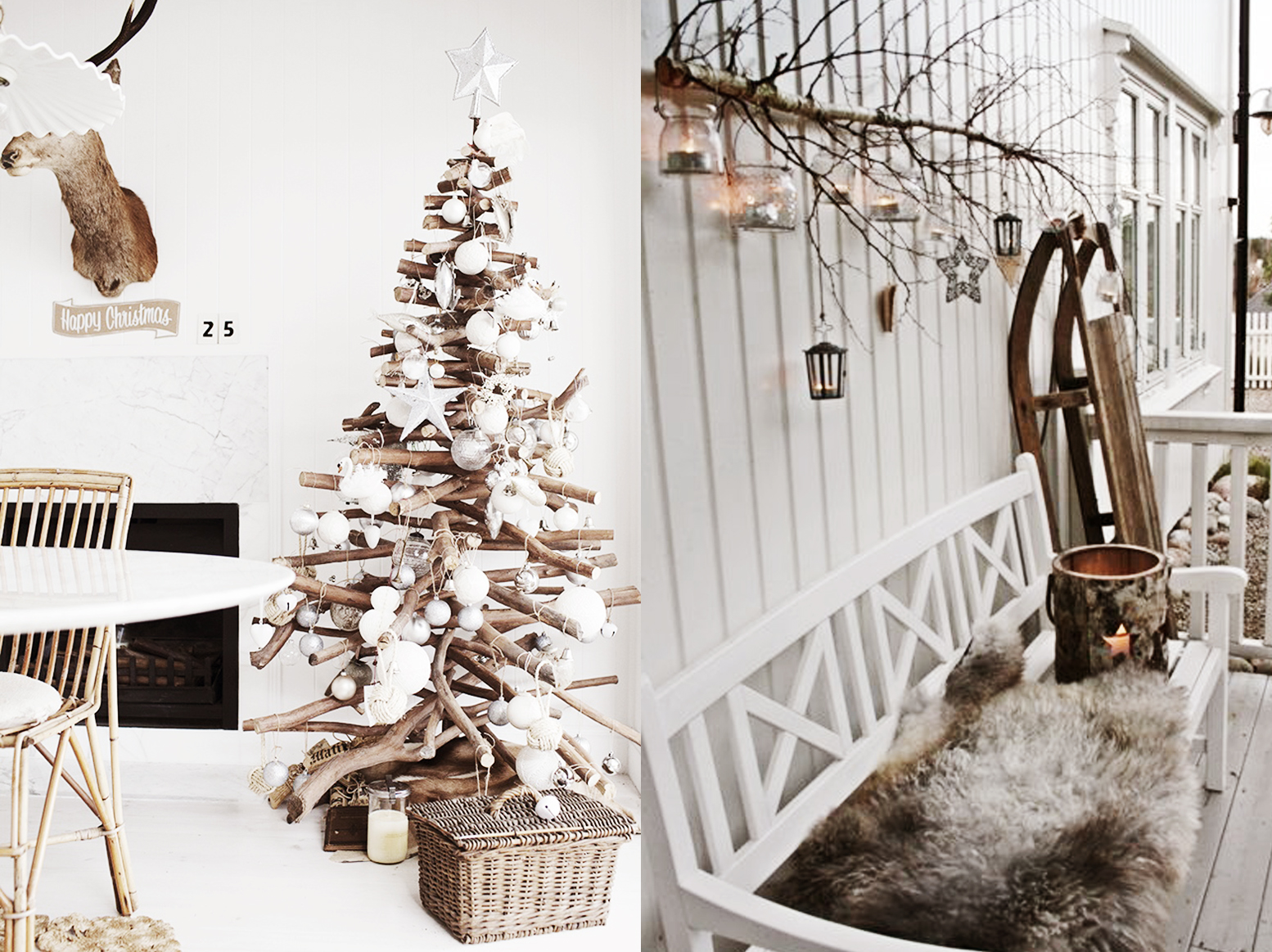Christmas Decoration Inspiration Diy Xmas Gift Ideas Shopping Cool Presents Tree Winter Holiday