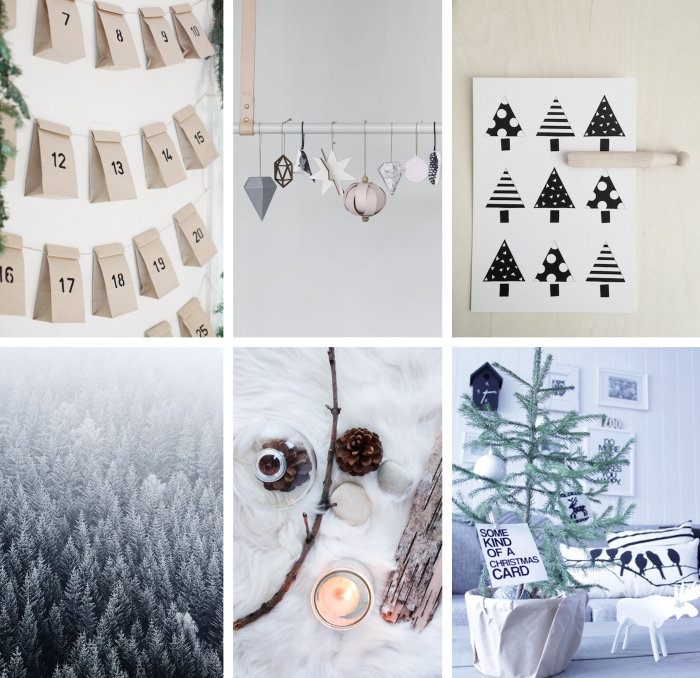 Christmas home decor and diy inspirations vasare nar art fashion design blog Diy home decor blog uk