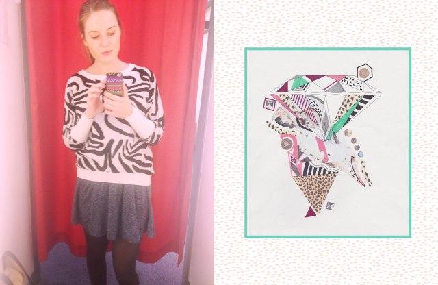 fashion-art-design-vasarenar-zebra-collage-mixed-media-animal-print-iphone-case-trend-2014-2015
