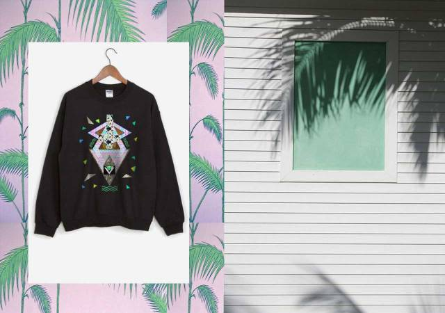jumper-sweater-rad-graphic-apparel-trendy-cool-fashion-style-cross-black-deisgn-geometric-vasare-nar-photography-style-trendy-tropical-