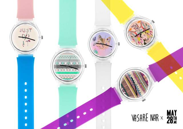 VASARE-NAR-may28th-watch-design-collaboration-style-fashion-trend-magazine-cool-watches-pastel-topshop-azrec-mint-plastic-freelance-designer-hipster-summer-trend-2015-2016-instyle-