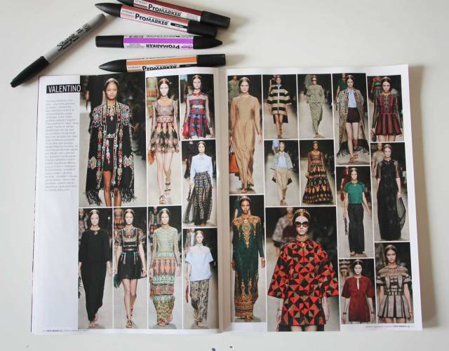 LOFFICIEL-Fashion-magaizne-Spring-summer-2014-2015-2016-style-trend-design-collection-vogue-elle-Zurnalas-mada-chanel-ballenciaga-stella-mccartneY-ISABEL-MARANTAN-cool-textile- collage cool trendy  5
