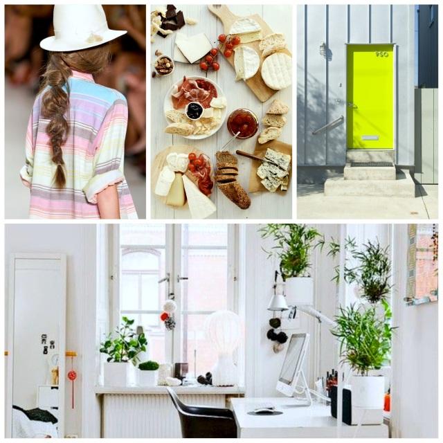blog inspiration art design pinterest hair food workspace studio cool neon door hair fishtail