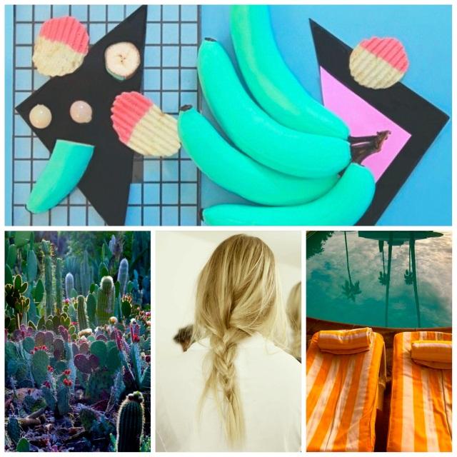 inspiration blog fashion style lifestyle hair pinterest cactus art design banana cool