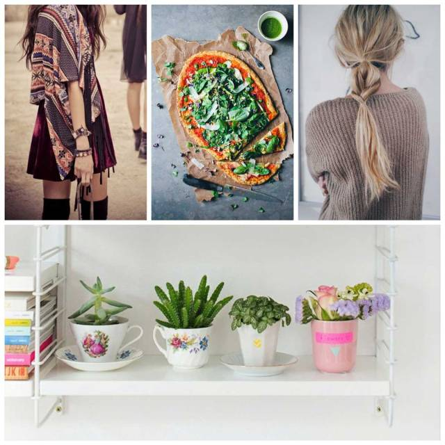 inspiration-style-art-design-floral-pinterest-board-cool-boho-hippie-food-pizza-