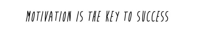 motivation-is-the-key-to-success-typography-quote