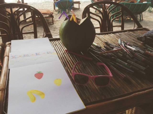 amber-beach-bar-coconut-otres-sihanoukville-beach-holiday-bar-grill-drawing-art-