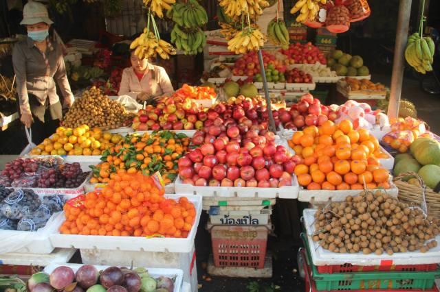fresh fruit cambodia