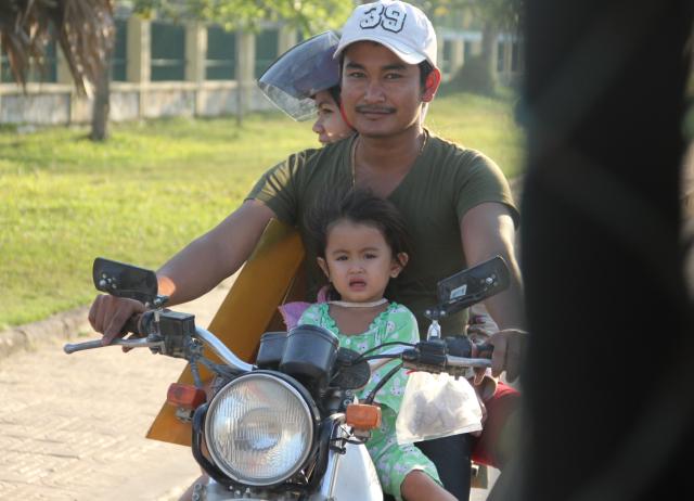 motorbike asia photography