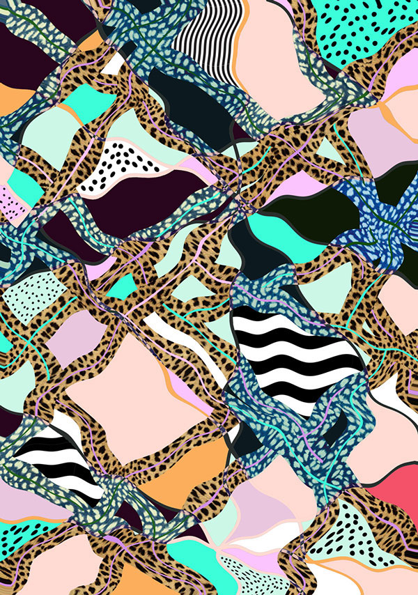 pattern-art-design-illustation-graphic-colourful-bold-textiles-90s-art-bold-contemporary-patternbank-vasare-nar-fashion-trend-2017-2016-summer-spring-cool-tumblr-1999