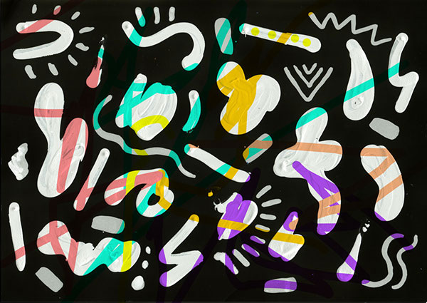 pattern-art-design-illustation-graphic-colourful-bold-textiles-90s-art-bold-contemporary-patternbank-vasare-nar-fashion-trend-2017-2016-summer-spring-cool-tumblr--black-kate-moross-inspiration-