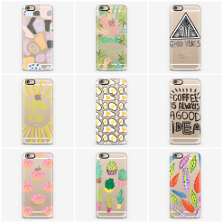 casetify cases vasare nar iphone case cute typography art print illustration drawing portfolio